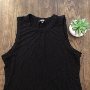 Premise Sleeveless Stretchy Dress, Size Large EUC